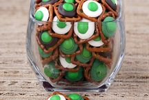st paddy day ideas / by Lisa Spence