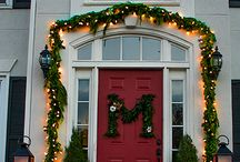 Holiday decor / by Janet Hurtado