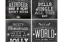 Holly jolly / Christmas fun! / by Jill Patin-Hansen