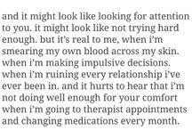 Mental illness mi