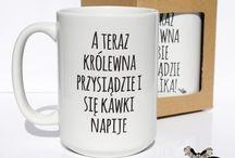 Mugs, cups etc.