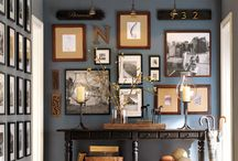 Gallery Walls / by Ashley Swindell