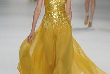 Formal Colors: Yellow, Orange