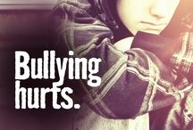 Bullying / A message in Photos and Infographics