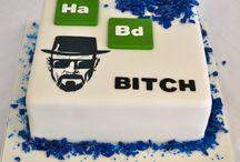 Breaking bad cake / cake ideas