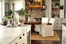 DECOR | kitchens / by Joanne D'Amico