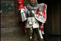 Kostým středověk