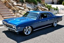 Chevy muscle / 60's & 70's classic GM