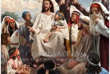 Jesus  life / Pictures of bible times / by Bonnie Detwiler, Nicolai
