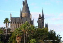 The Wizarding World of Harry Potter / Because a Disney fan can't live at the Magic Kingdom all the time... / by Mouze Kateerz