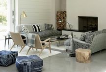 Back Room, concrete floor inspiration