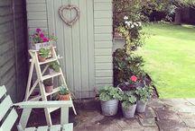 New Home - Garden
