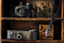 Câmeras e fotos