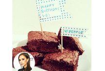 victoria beckham brownies