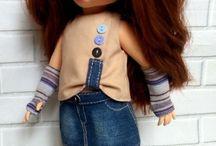 Одежда для кукол Disney animators