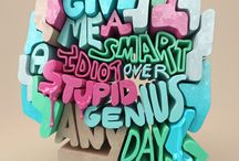 Amazing typographers / typo