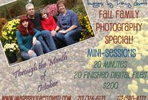 Photography Specials / Great Deals at Images by Tracy Lovett www.imagesbytracylovett.com