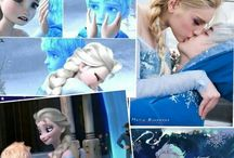 Elsa and Jack / Love