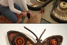 RECYCLED ITEMS - michelle stitzlein