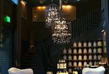 Luxury alco shop