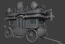 High Poly Assets
