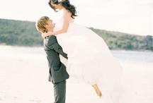 Wedding Dress, Rings & Photos