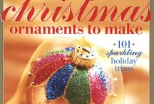 free 101 christmas ornaments to make