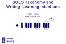 SOLO Taxonomy / Examples where I have found SOLO.