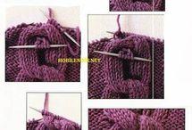 knitting trenzas