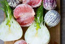 raw food // vegetarian