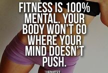 Fitness Quotes & Pictures