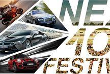 Next 100 Festival BMW Italia / La nostra storia e il nostro futuro in un unico evento: mancano solo 9 giorni al Next 100 Festival. Registratevi qui: https://next100festival.bmw.it