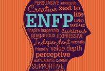 ENFP / by Aspen Hedges