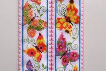 cross stitch różności