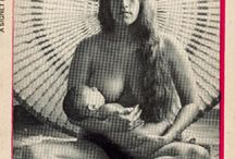 The hippie movement brought motherhood new alternatives, including breast-feeding and midwives. Both were (and is some circles, still are) quite radical.