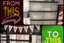 DIY Classroom Projects / Easy and functions DIY projects for the classroom!
