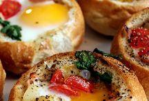 yummy delicious breads / #nokneadbread #breadideas #yummybread #breadrecipes