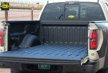 FORD F150 RAPTOR / Recubrimiento de la caja trasera (Bedliner) en un Ford F150 Raptor con LINEX