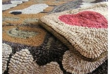 Hooked Rugs / by Lisa Replogle Shoenfelt