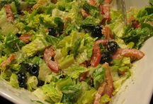 Recipes - Salads / by Kellie Rob Green