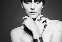 fotografia moda  blanco y negro