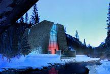 Norwegian Hydropower Constructions