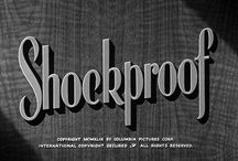 Movie Title Logos / An interesting source of typographic inspiration. / by Jay Purcell