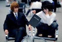 Death Note - Cosplays / Disfraces / Cosplays / Disfraces basados en los personajes del anime Death Note.