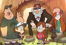 Gravity Falls / This show is so funny!