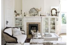 Color...Pretty In White / Fresh and clean.  Simply beautiful. / by Mona Thompson / Providence Design
