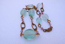 My Etsy jewelry