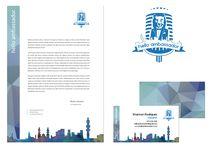 hello ambassador / re-branding, corporate identity