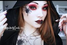 halloween makeup up