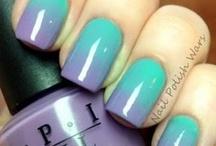 Nails / Unhas decoradas